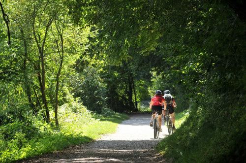 Une randonnée cyclo à Luchon
