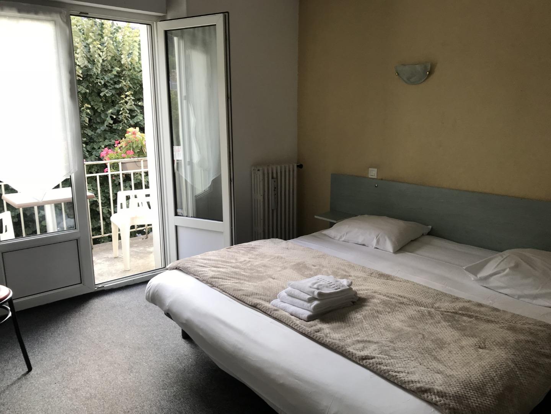 Chambre avec terrasse - Hôtel Le Bellevue
