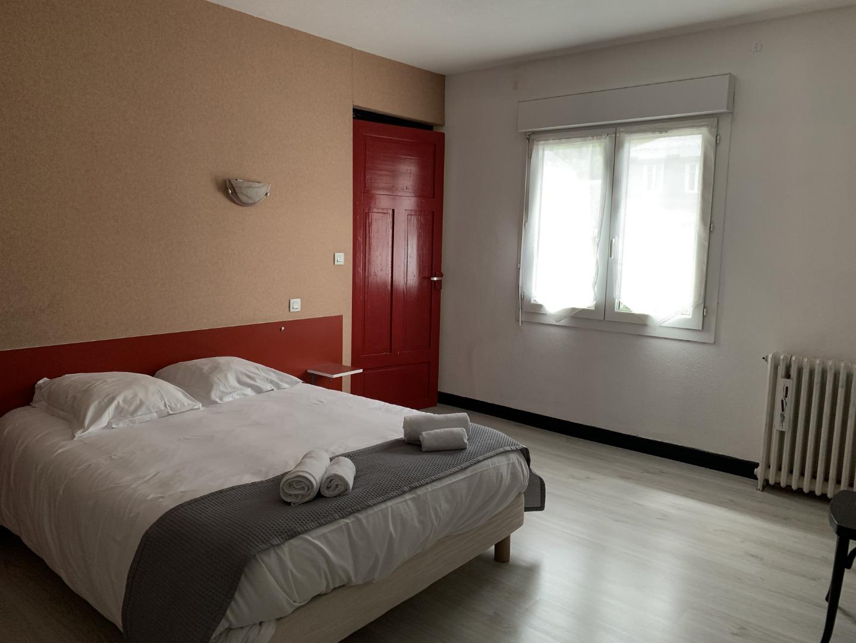 Grande chambre - Hôtel Le Bellevue
