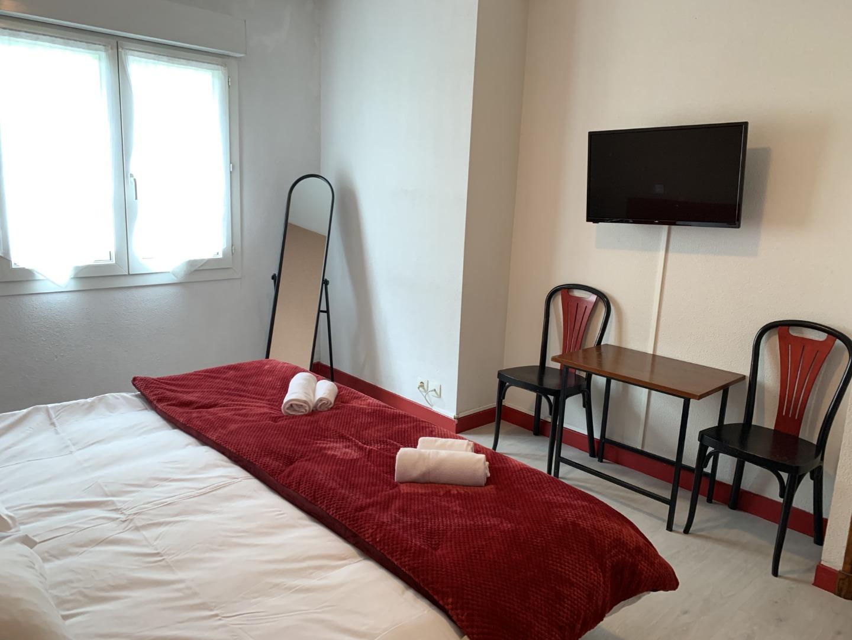 Petite chambre - Hôtel Le Bellevue
